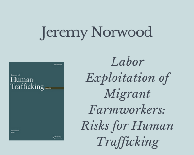 Jeremy Norwood publication