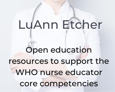 LuAnn Etcher publication