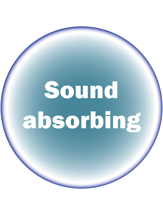 sound absorbing