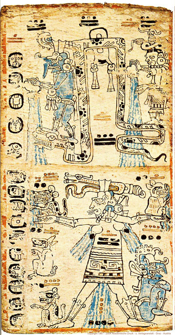 Madrid Codex, page 30