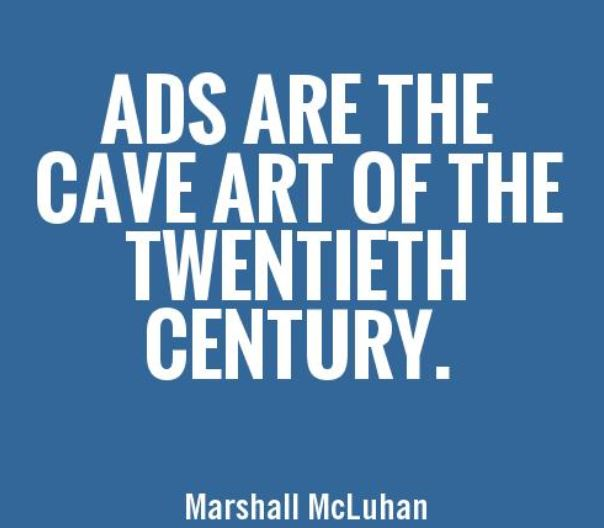 McLuhan quote