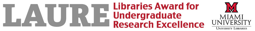 LAURE Libraries Award for Undergraduate Research Excellence