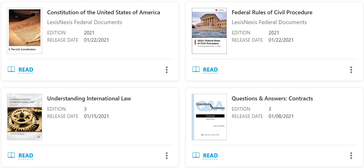 LexisNexis Digital Library Graphic