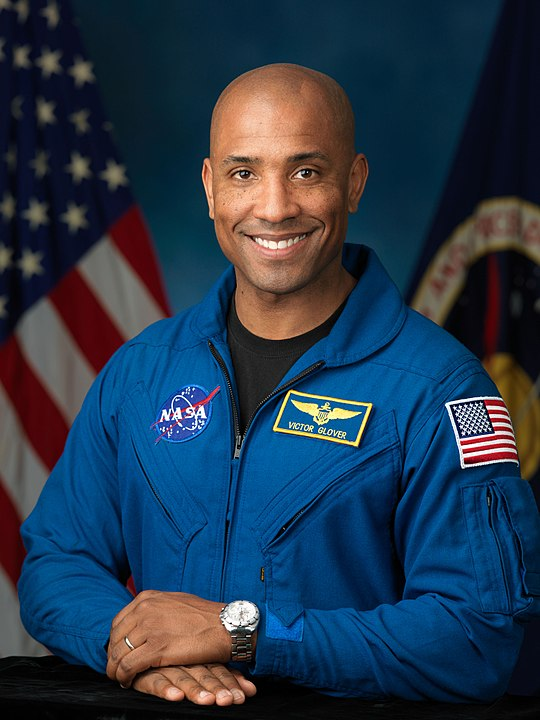 Victor J. Glover, NASA astronaut candidate class of 2013