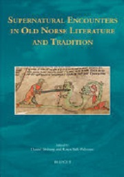 Supernatural encounters in Old Norse literature and tradition