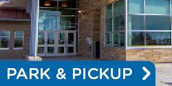Park and Pickup at Davies Library