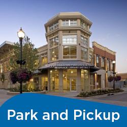Southglenn Library Park and Pickup
