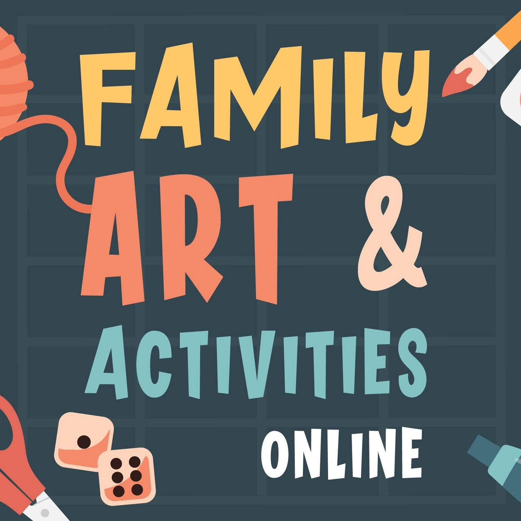 family art and activities