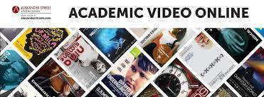 academic-video-online