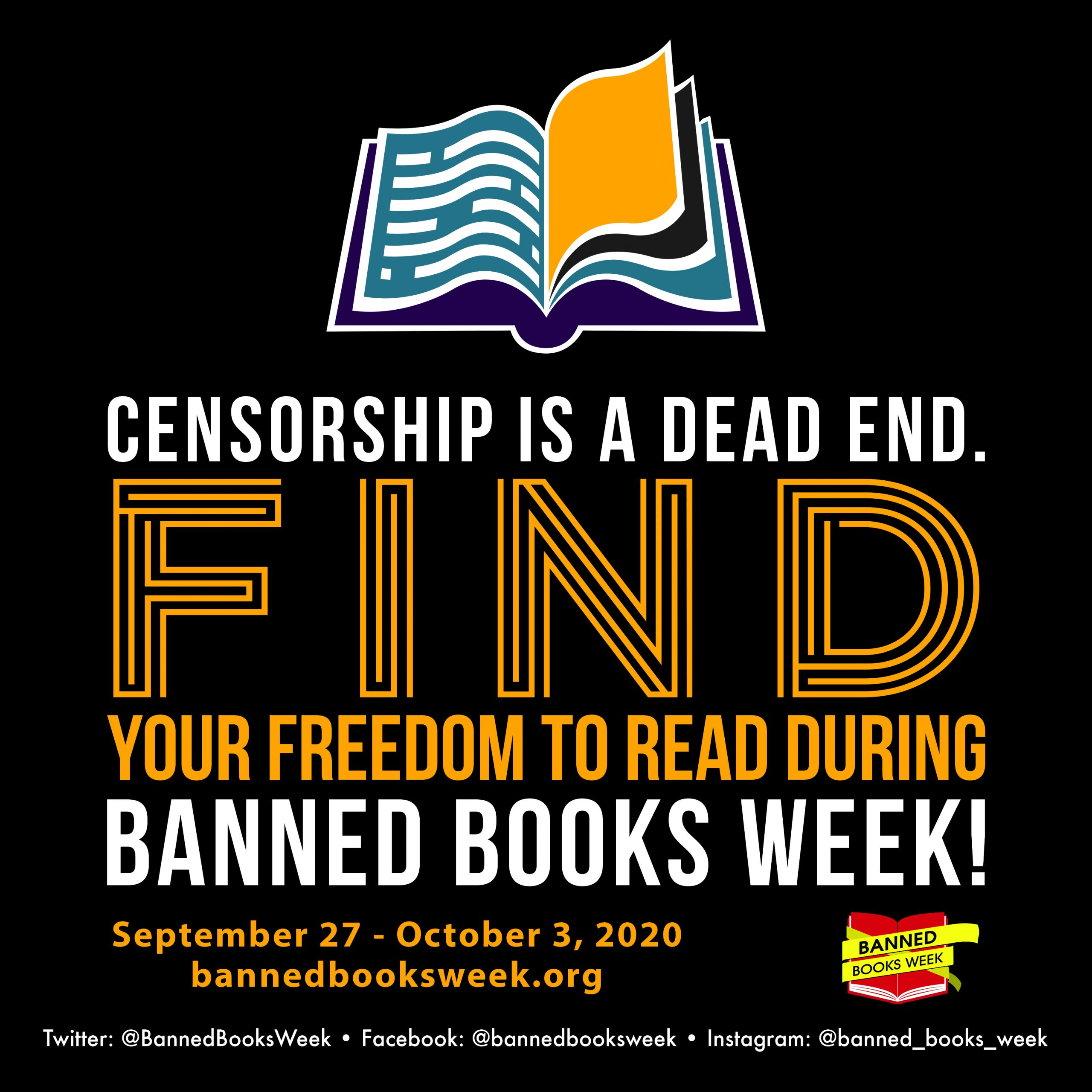 Banned Books Week Read Out Loud