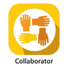 Collaborator icon