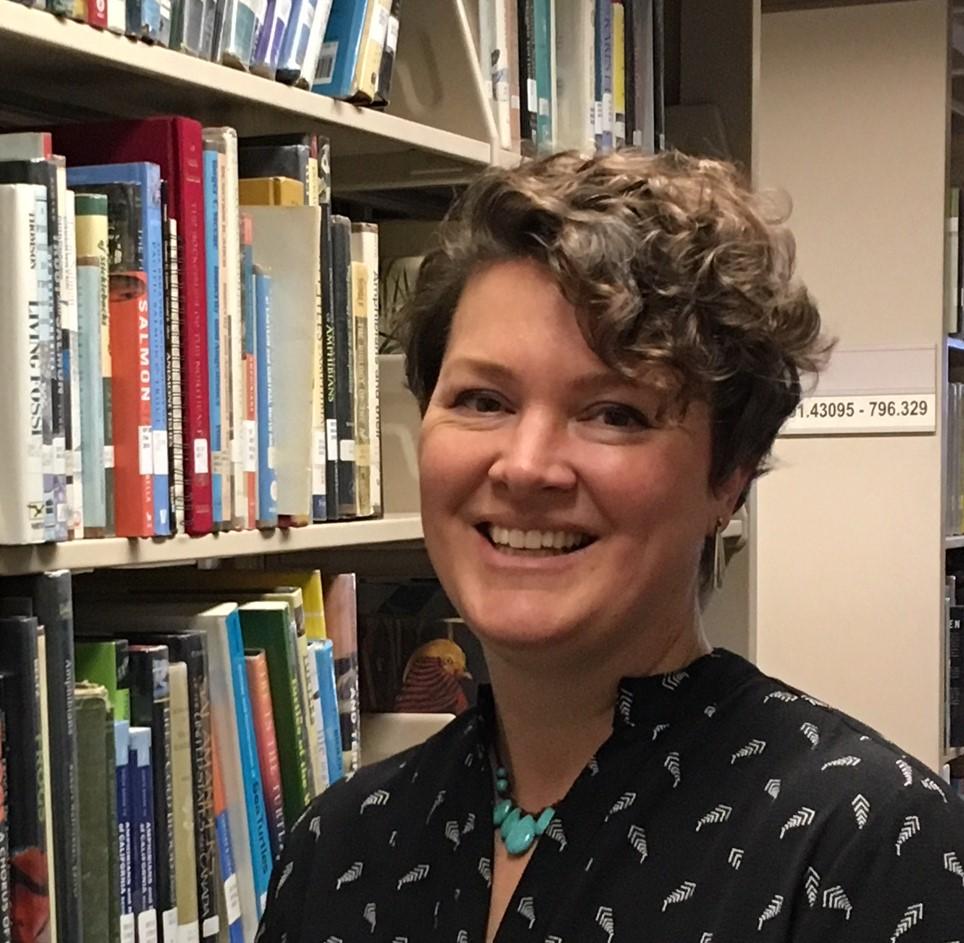 Corrie Bott, Librarian