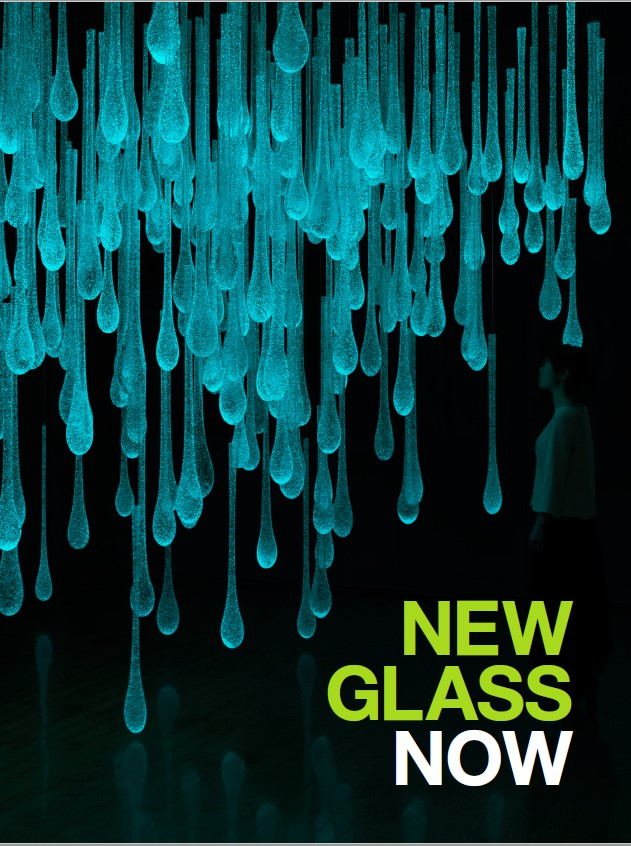 New Glass Now Cover