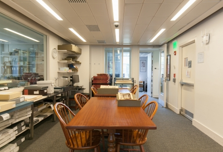 Special Collections Study Room