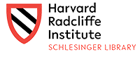 Radcliffe Institute for Advanced Study. Harvard University