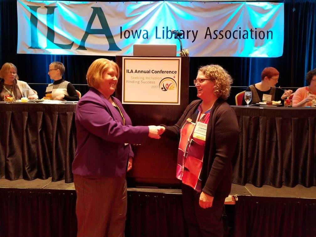 2017 ILA/ACRL Fall Conference Scholarship Winner