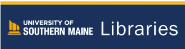 University of Southern Maine Libraries logo