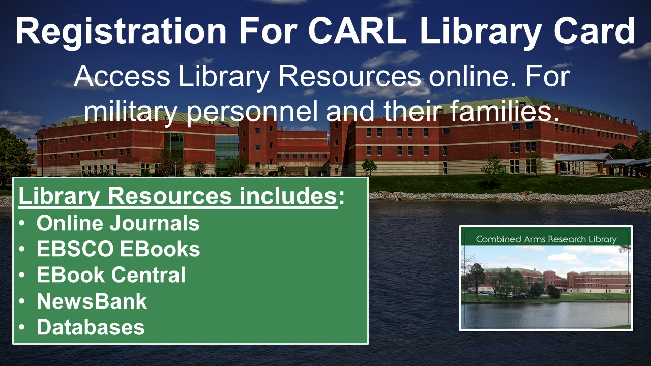 How sign up for Library Card