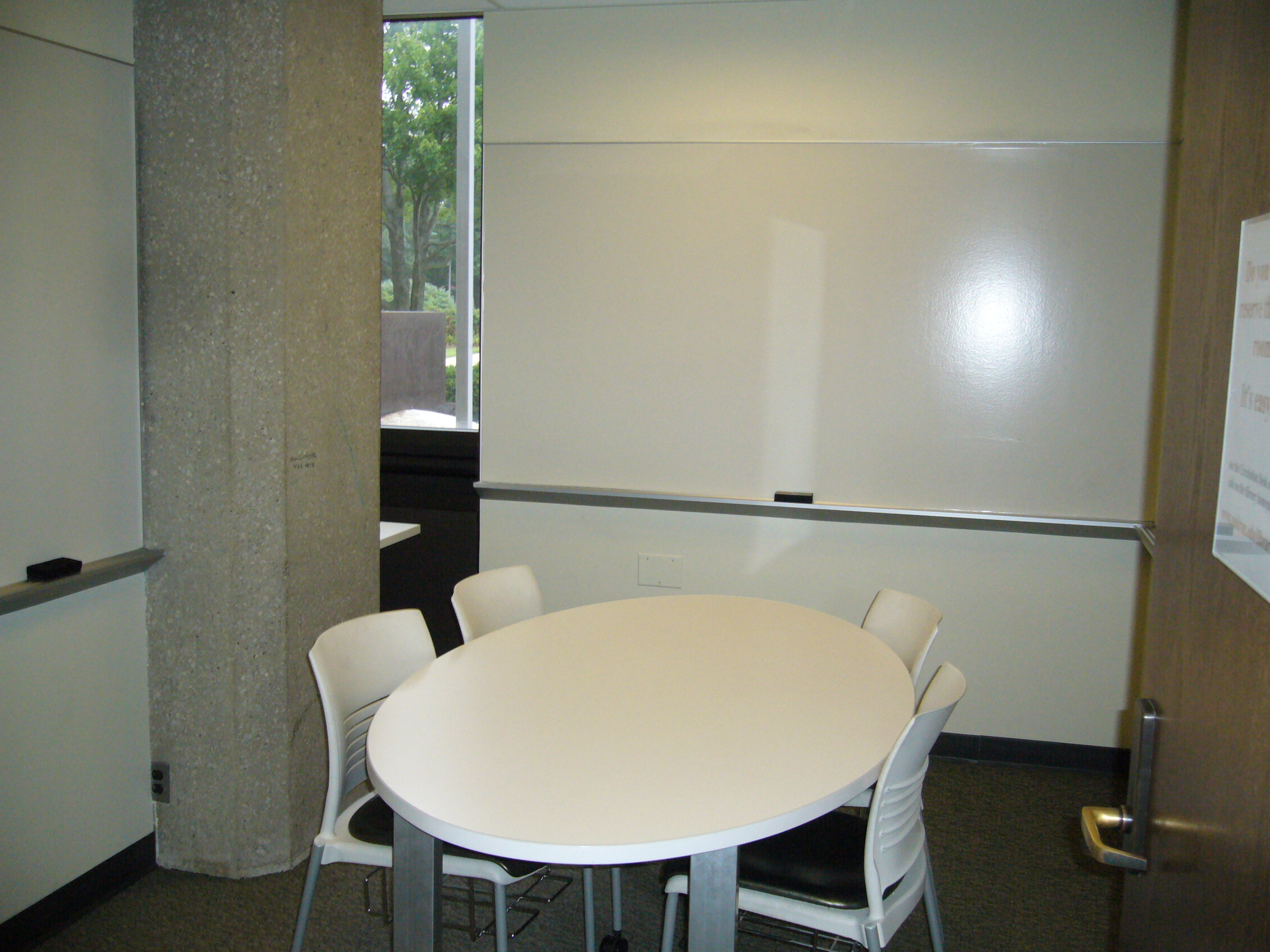 Bierce Library Study Room 156B