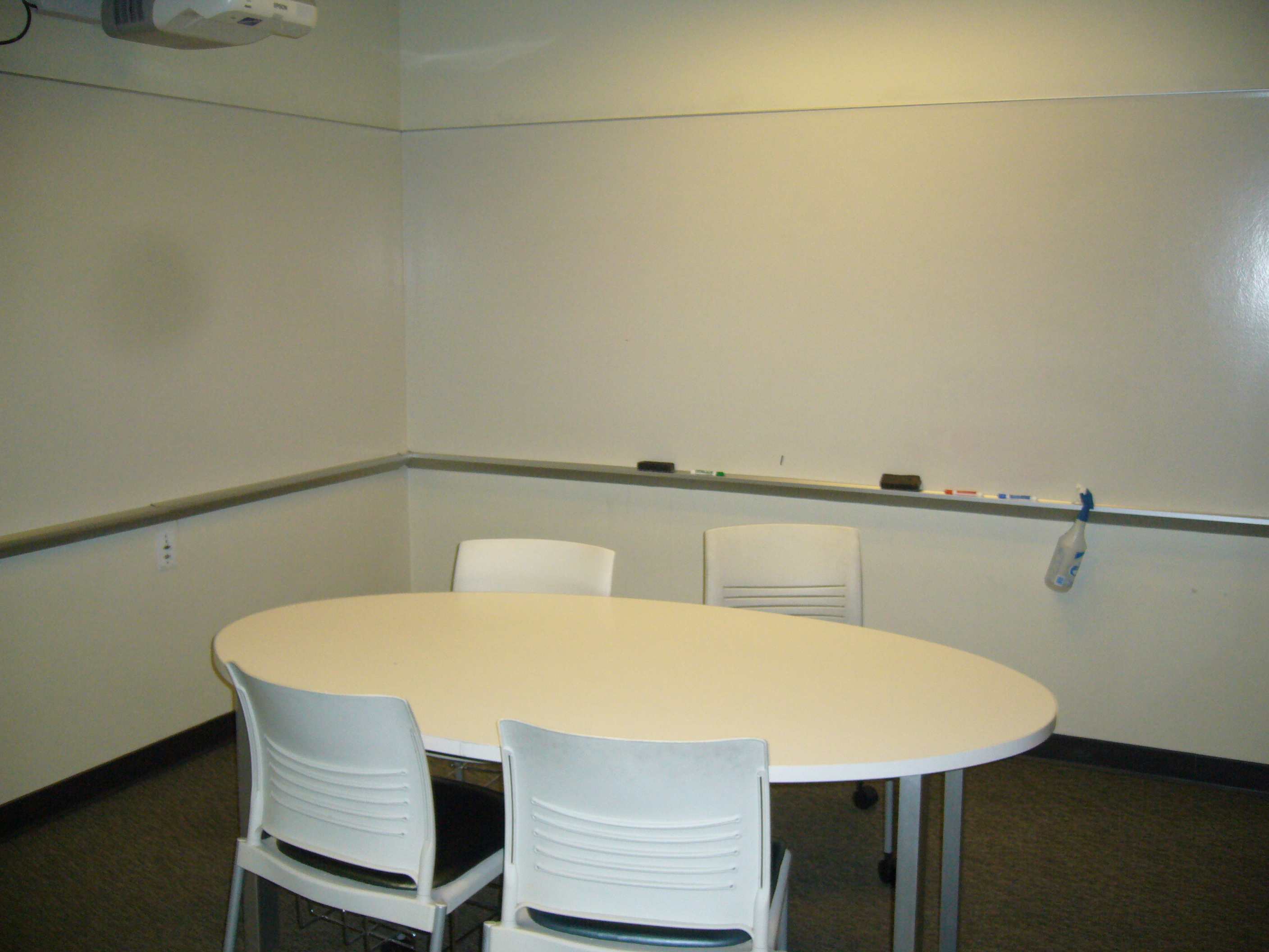 Bierce Library Study Room 156D