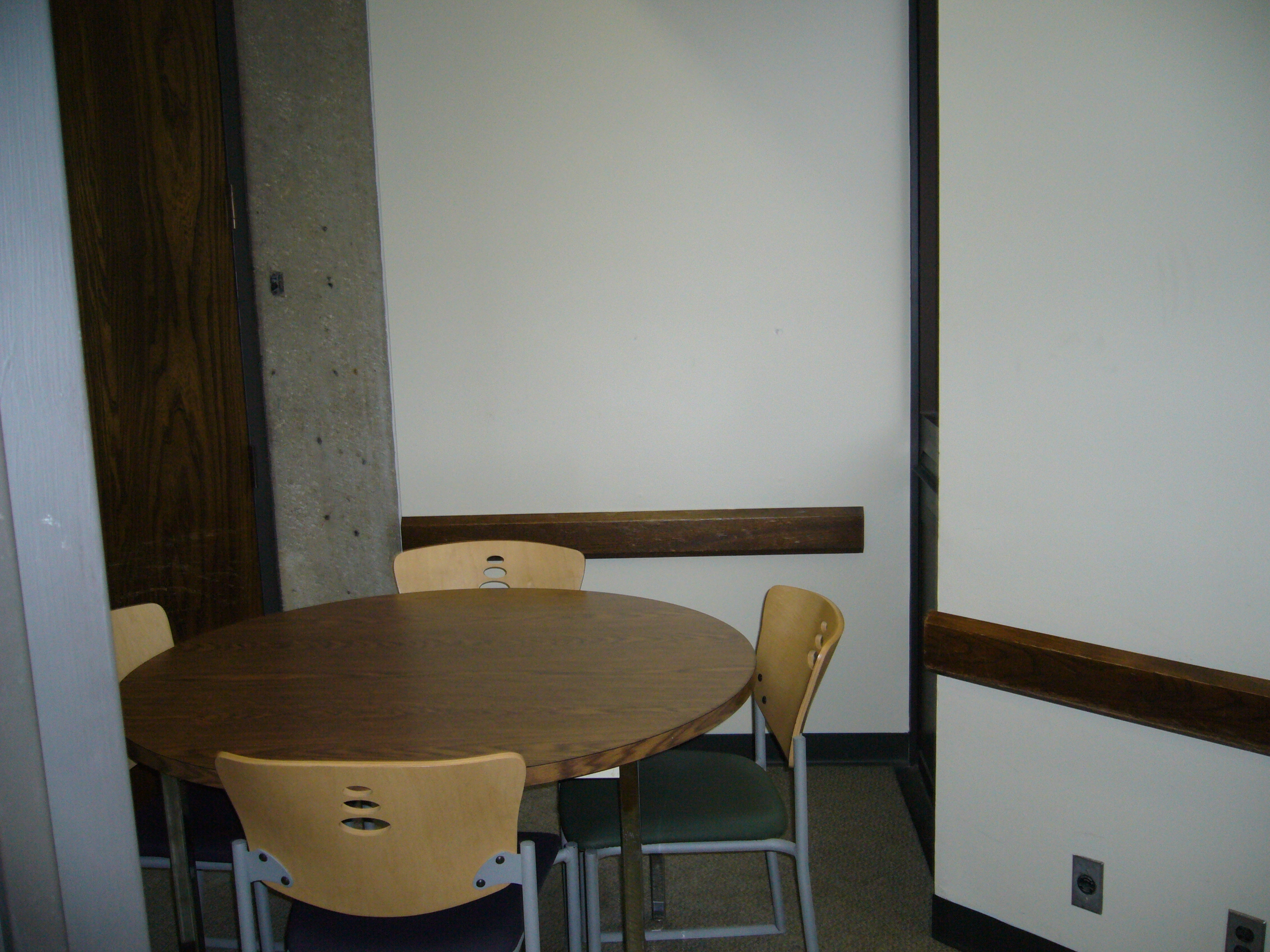 Bierce Library Room 252A