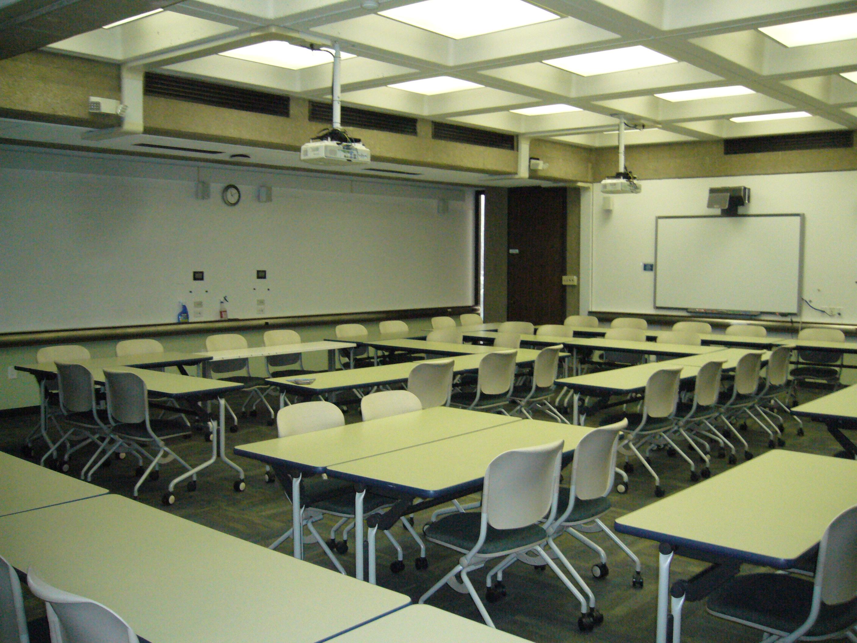 Bierce Library Room 274