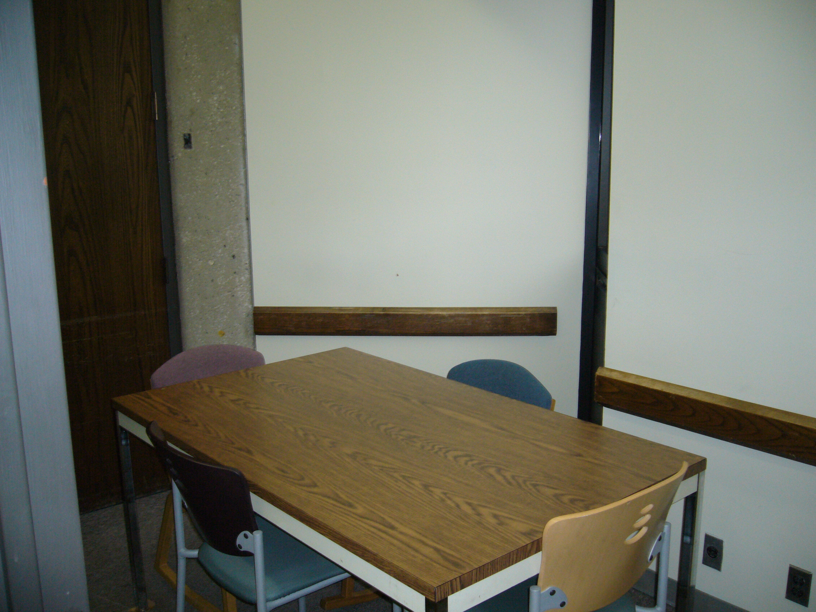 Bierce Library Room 276A