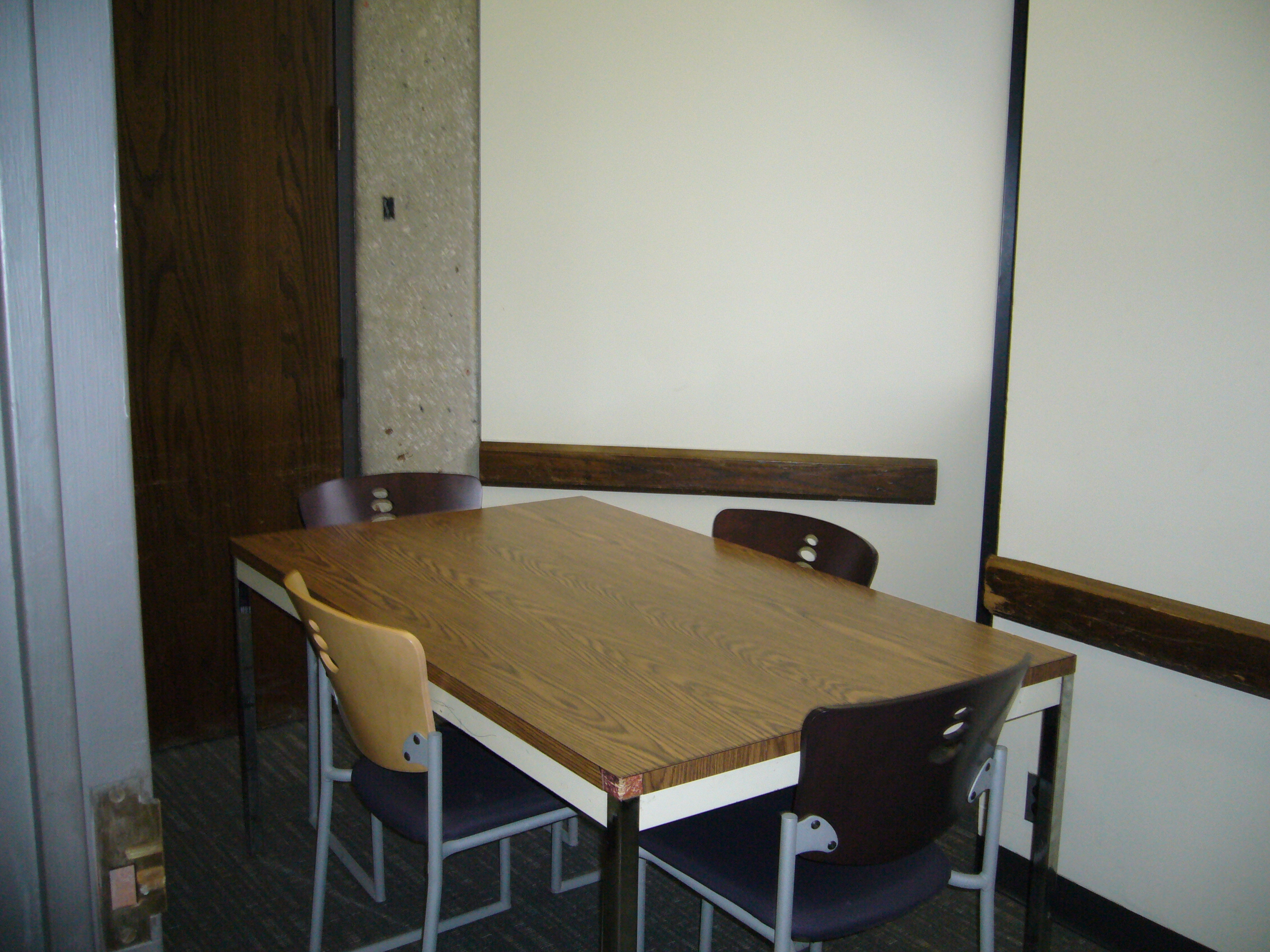 Bierce Library Room 277A