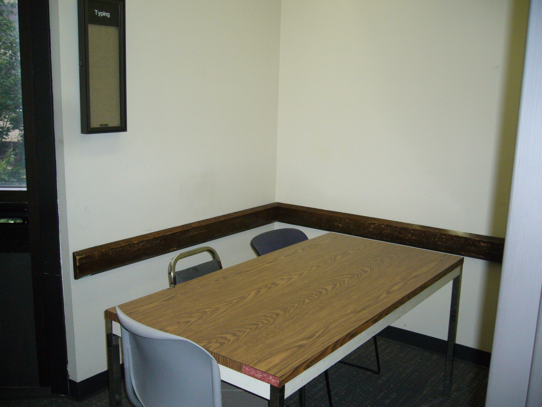 Bierce Library Room 353E
