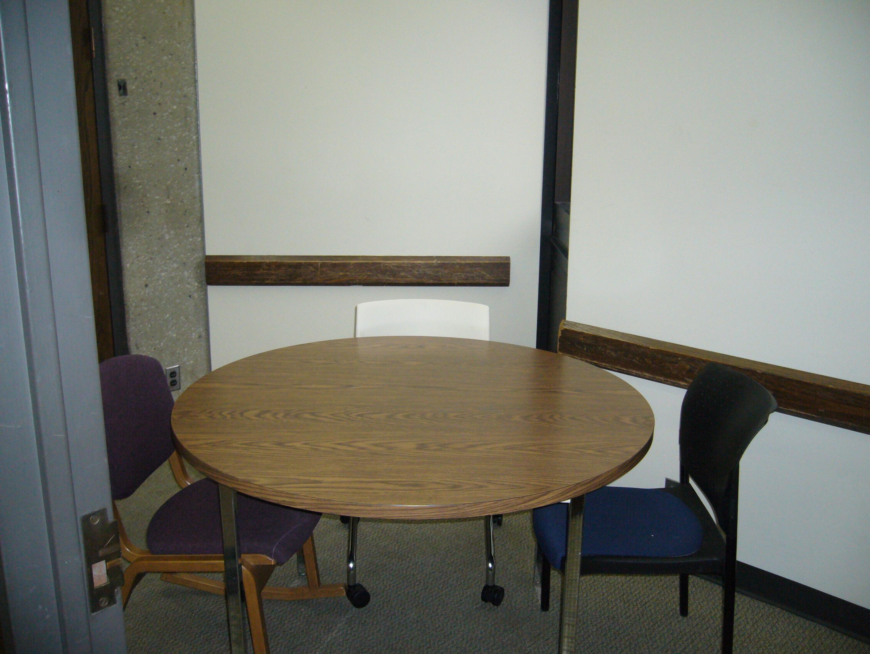 Bierce Library Room 354B