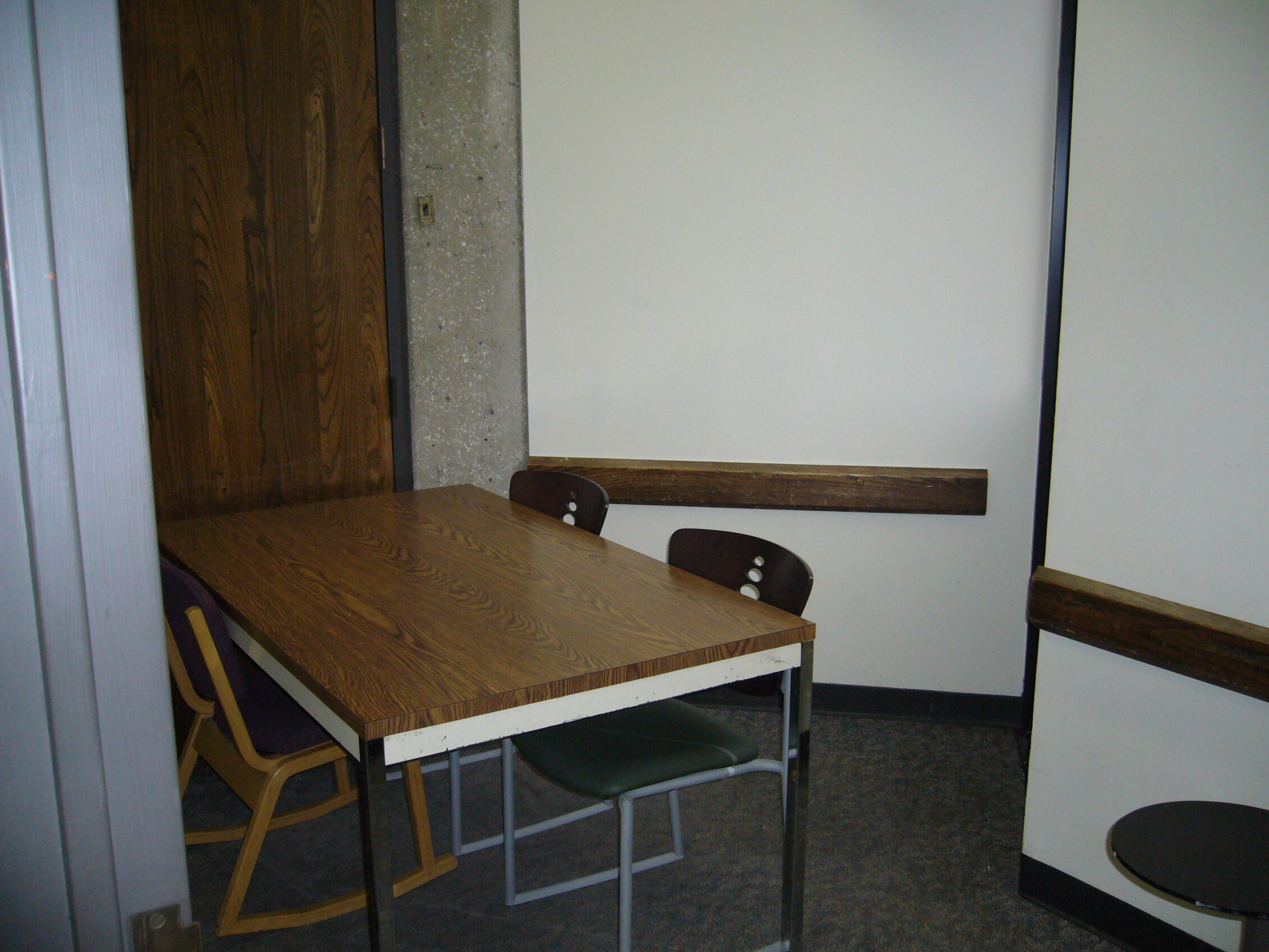 Bierce Library Room 377A