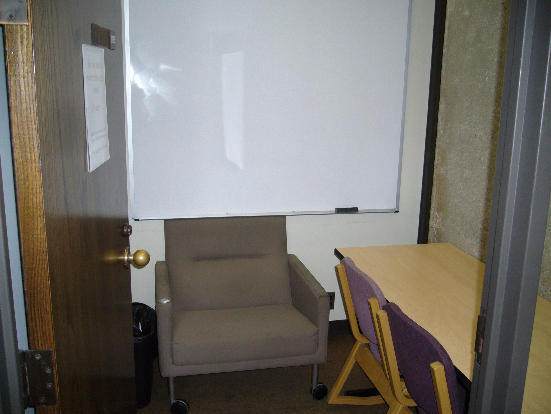 Bierce Library Room 378B