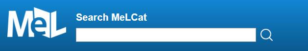 Example MeLCat Encore search box