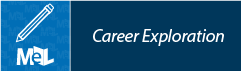 Career Exploration web button example