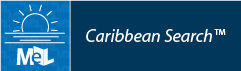 Caribbean Search  web button example