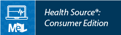 Health Source - Consumer Edition web button example