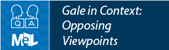 Gale in Context: Opposing Viewpoints web button example
