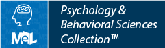 Psychology and Behavioral Sciences Collection web button example