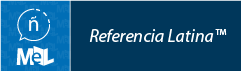 Referencia Latina web button example