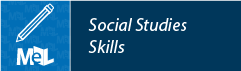 Social Studies Skills from LearningExpress Library web button example