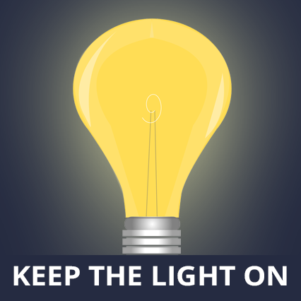 Keep the Light On