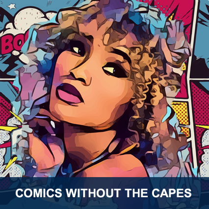 Comics without the Capes