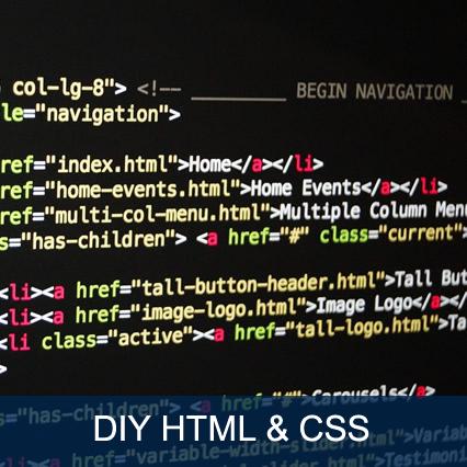 DIY HTML & CSS