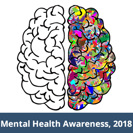 Mental Health Awareness, May 2018