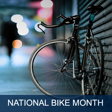 National Bike Month - May 2020