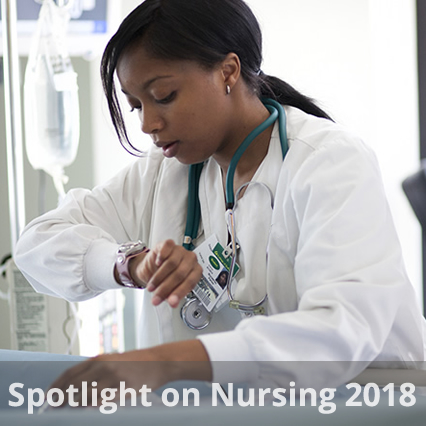 Spotlight on Nursing - February 2018