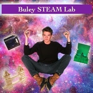 Buley Library STEAMLab events and info