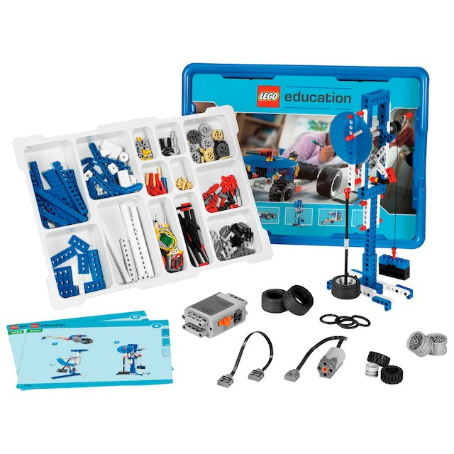 Lego Education Simple and powered machines set