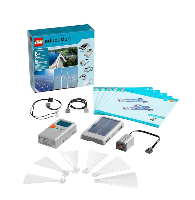 Lego Education Renewable Energy add-on kit