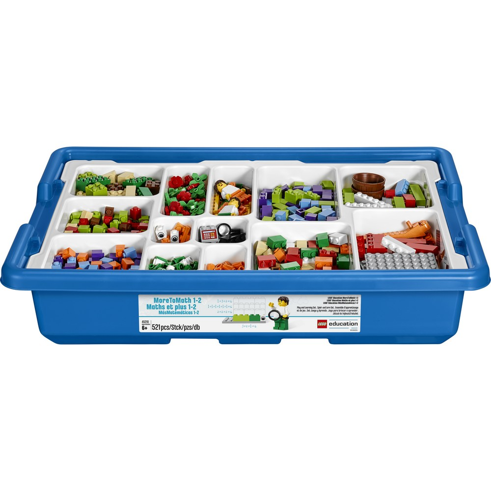 Lego Education MoreToMath Kit